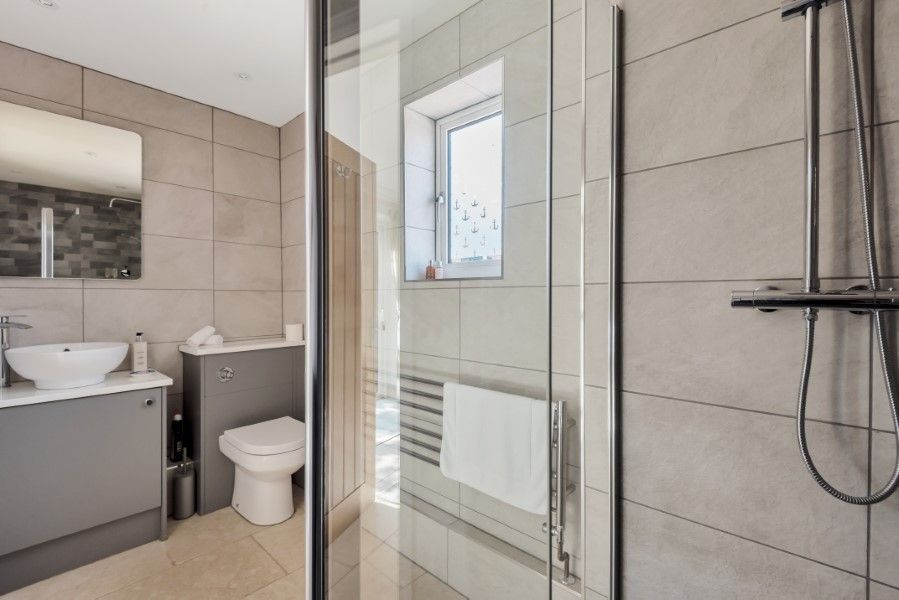Aster House | Shower room 1