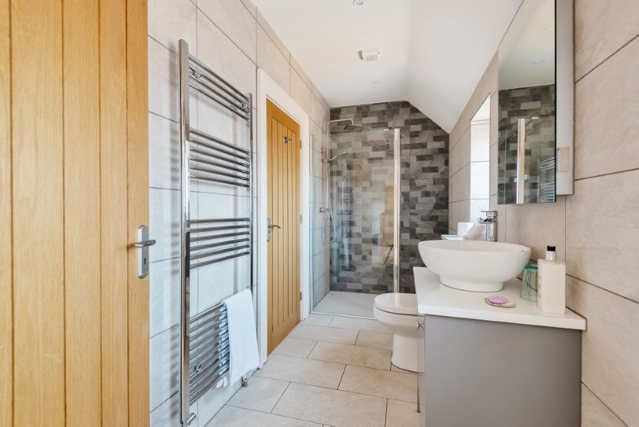 Aster House | Up stairs shower room