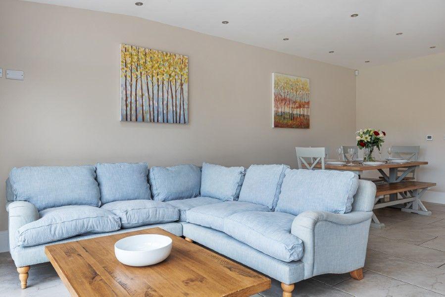 Sea Salt | Comfy sofa