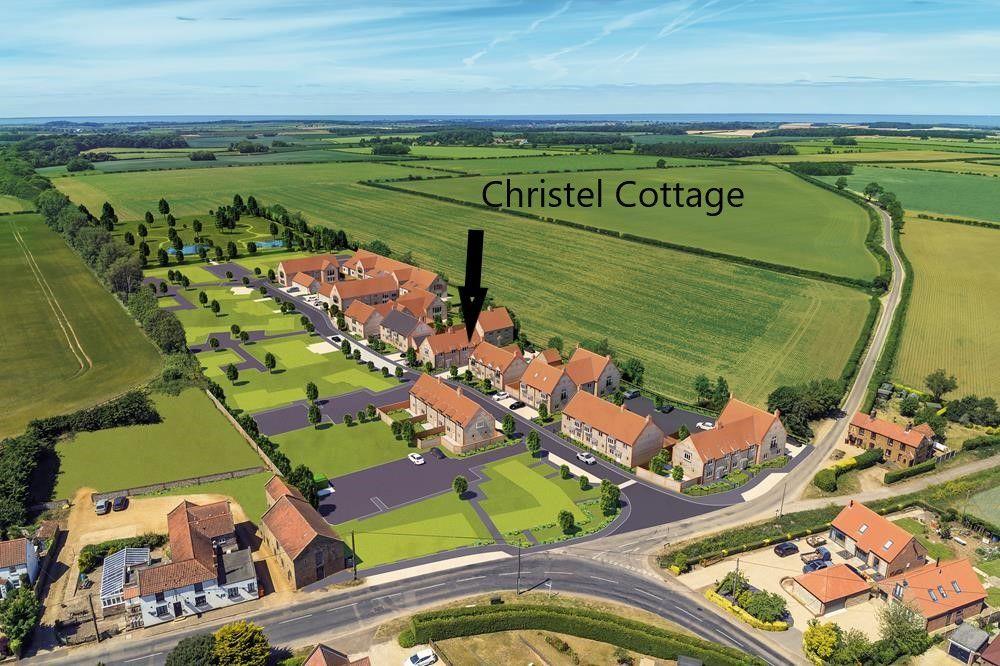 Christel Cottage   Four Miles artist