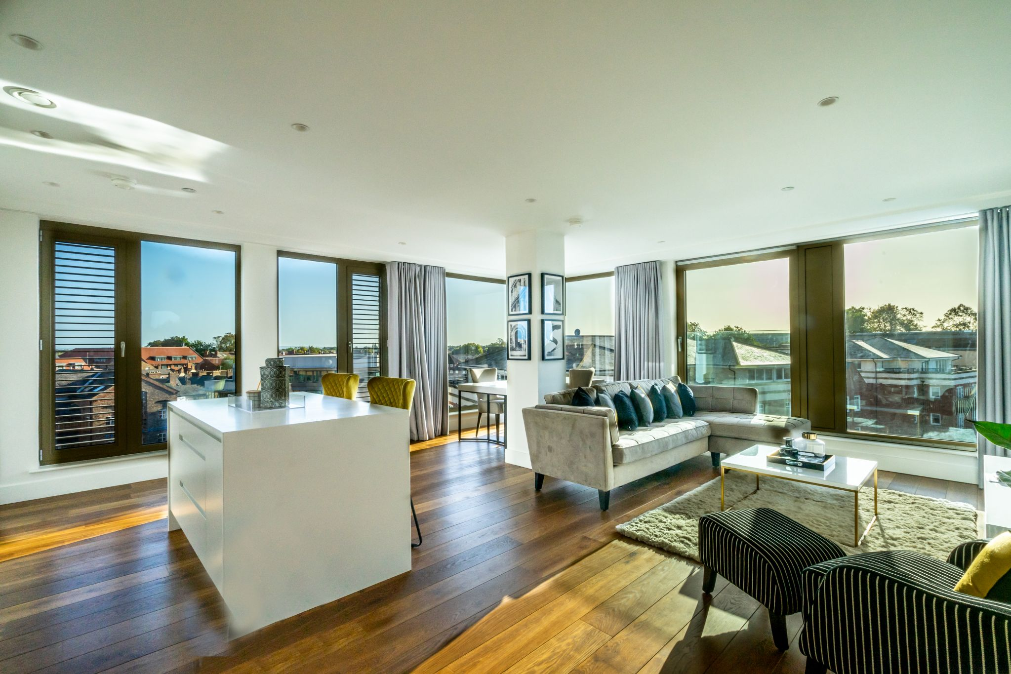 Skyview Retreat @ Ryedale House