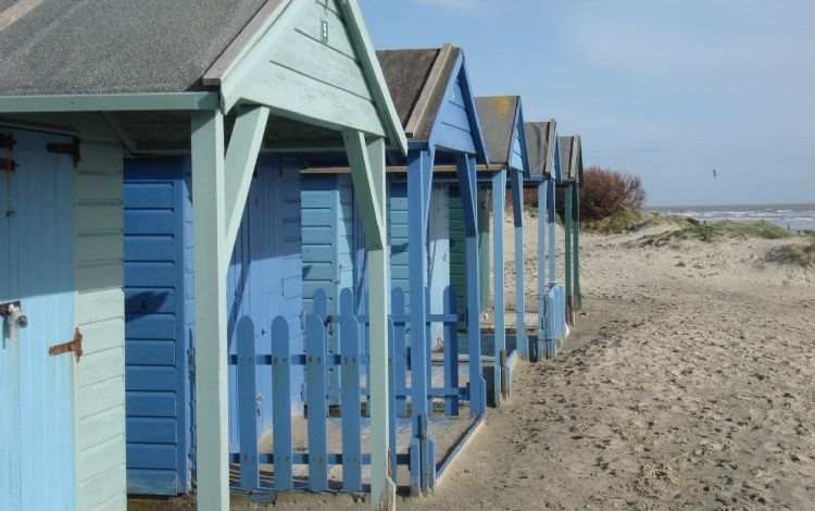 Candy Corner, West Wittering