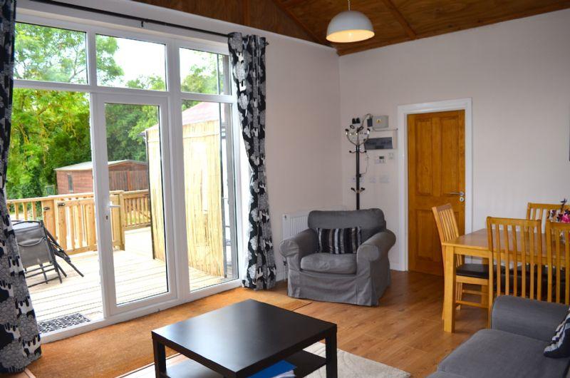 Innishfree - Living area