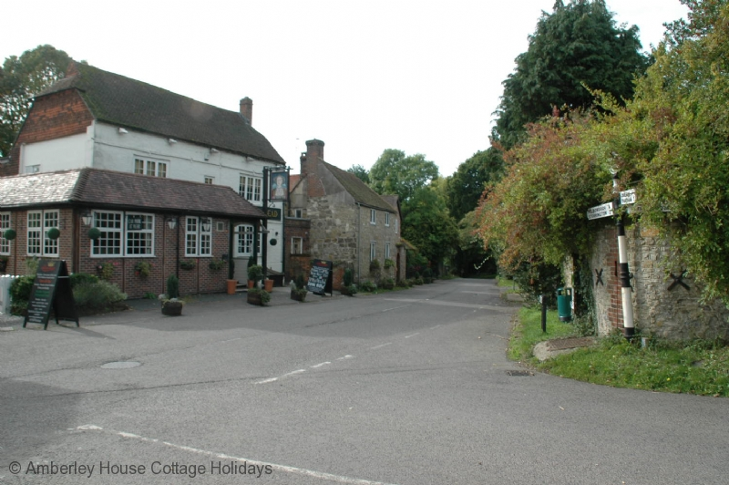 Large Image - The Queen's Head, West Chiltington