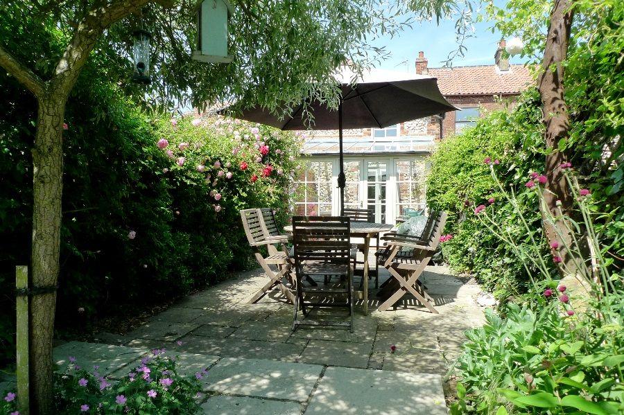 Arch Cottage | Garden