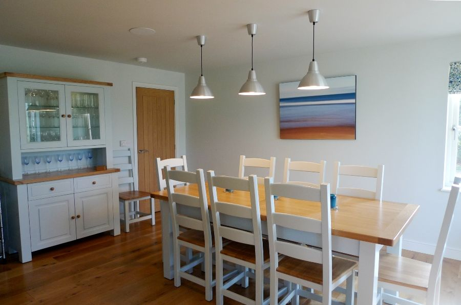 Long View   Dining area