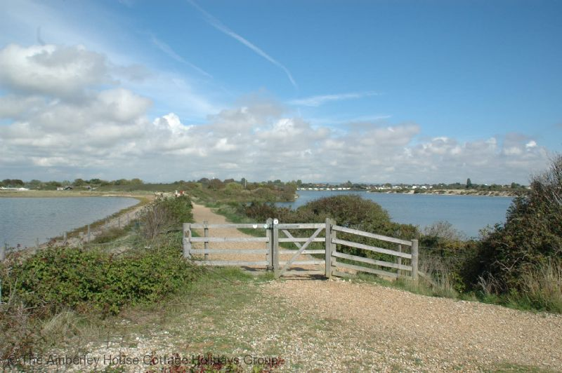 Large Image - Pagham harbour nature reserve