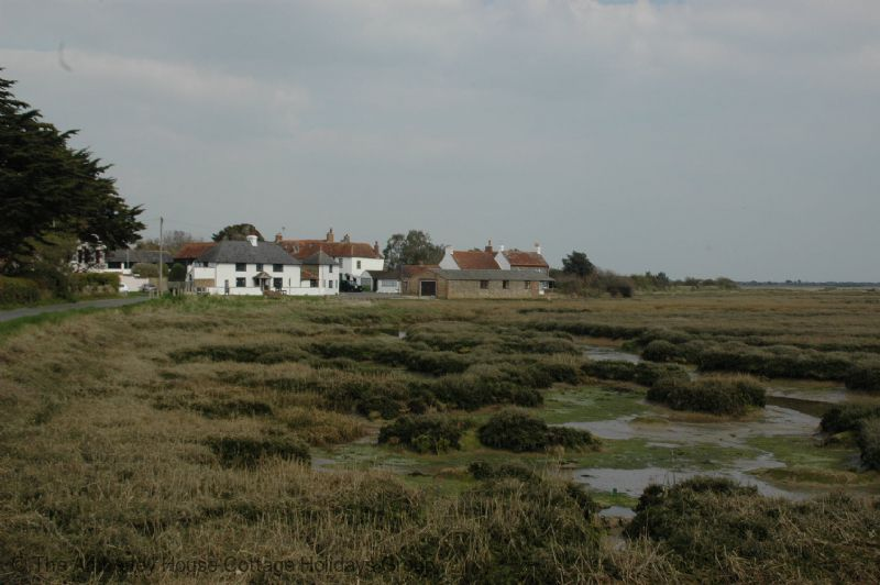 Large Image - Sidlesham Quay and Pagham harbour