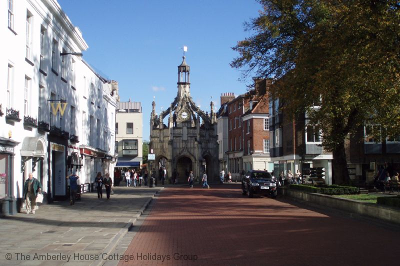 Large Image - Chichester Market Cross