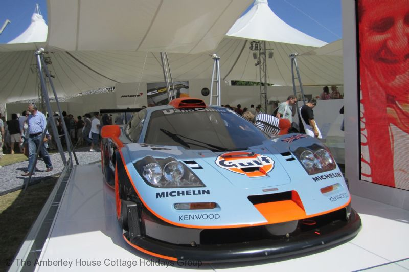 Large Image - McLaren F1 at Goodwood Festival of Speed 2013