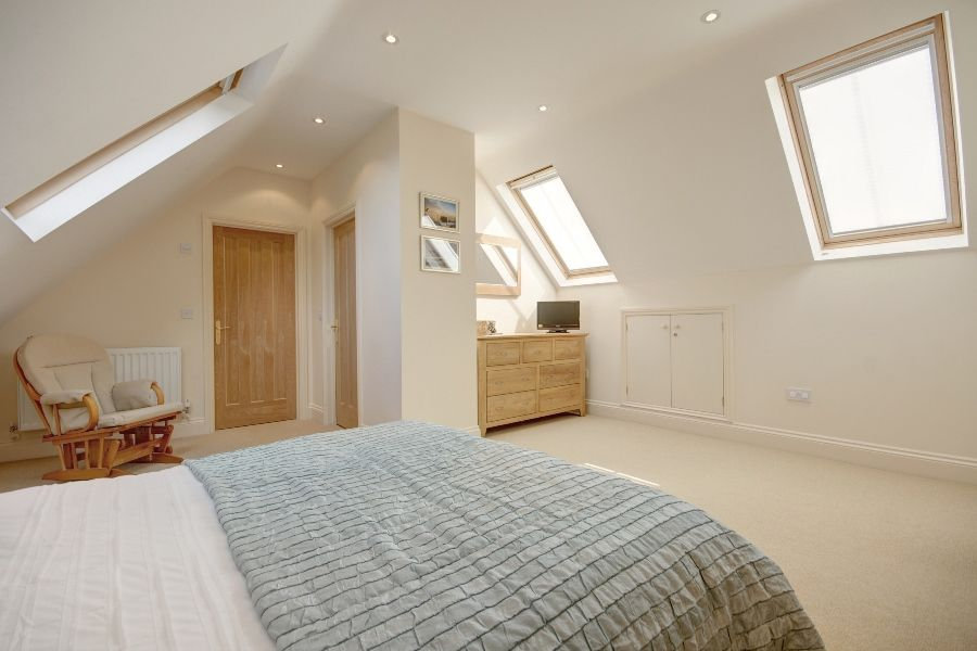 The Stables with Annexe | Bedroom 4