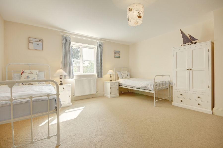 The Stables with Annexe | Bedroom 3