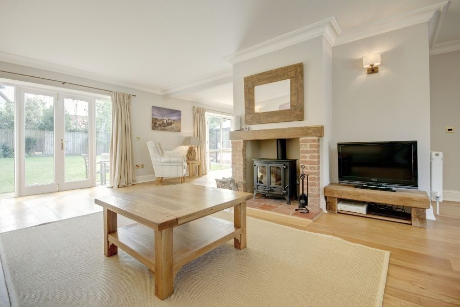 The Stables 3 bedrooms   Sitting room