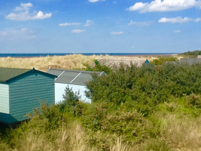 Long View | Old Hunstanton beach hut