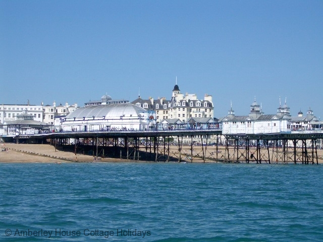 Large Image - Eastbourne Pier and seafront