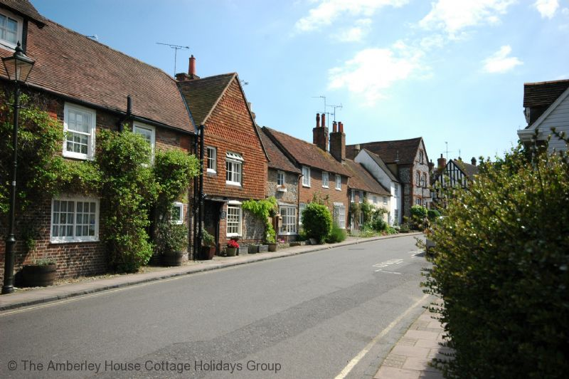 Large Image - Church Street Steyning