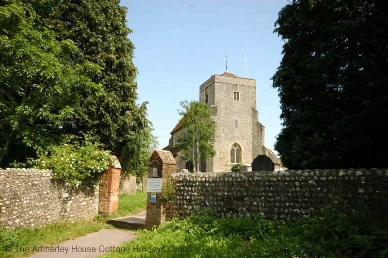 Large Image - St Andrew's Parish Church Steyning