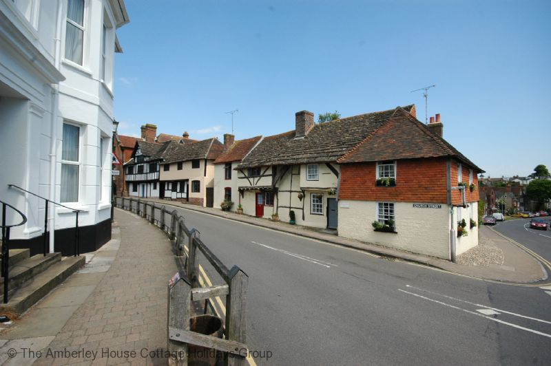 Large Image - Church Street and the High Street