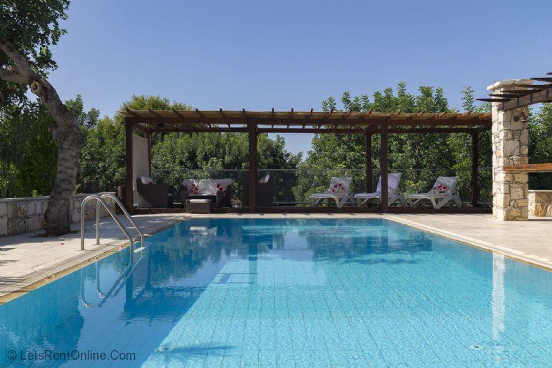 Tala Villa Odysseas Large Private Pool