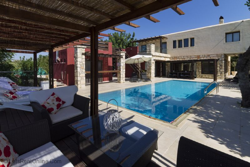 Tala Villa Odysseas Your Holiday Villa