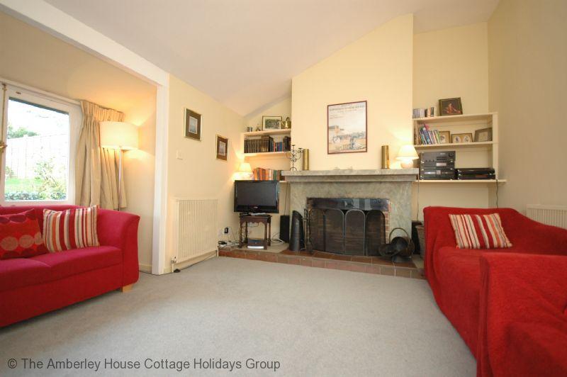 Large Image - Barrington Cottage open fire
