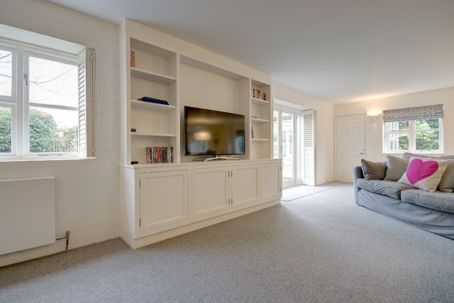Creake Road Cottage | Sitting room