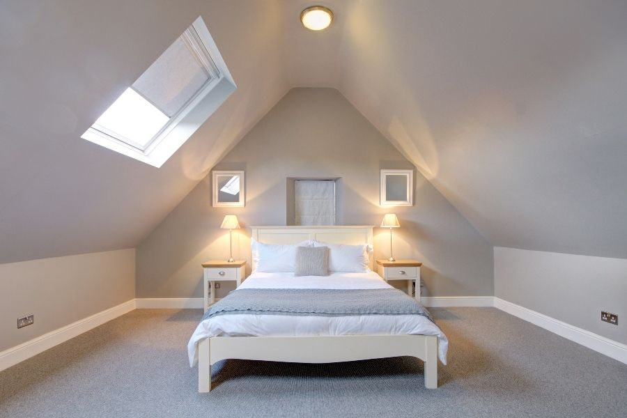 Creake Road Cottage | Bedroom 4