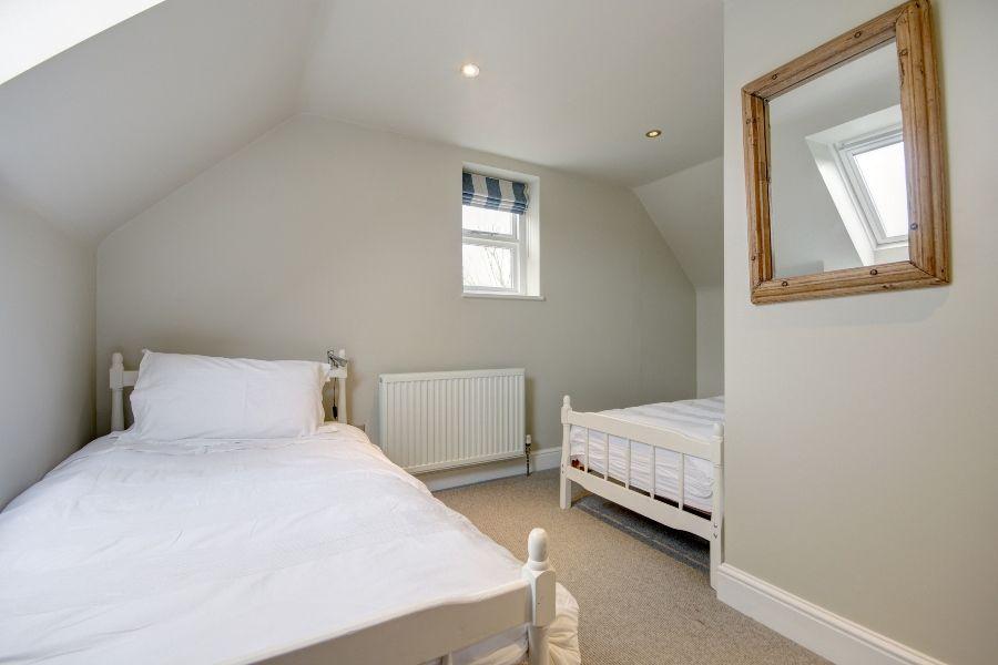 Creake Road Cottage   Bedroom 3