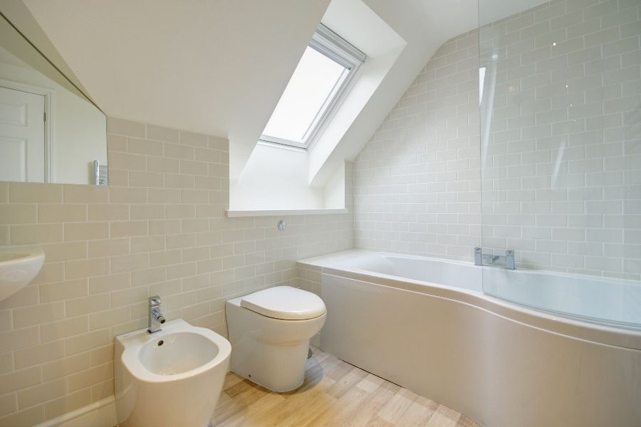 Creake Road Cottage | Bathroom