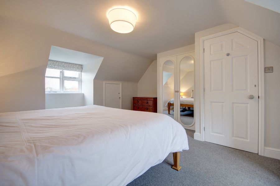 Creake Road Cottage 3 bedroom option | Bedroom 1