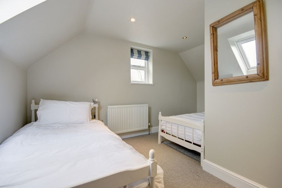 Creake Road Cottage 3 bedroom option | Bedroom 3