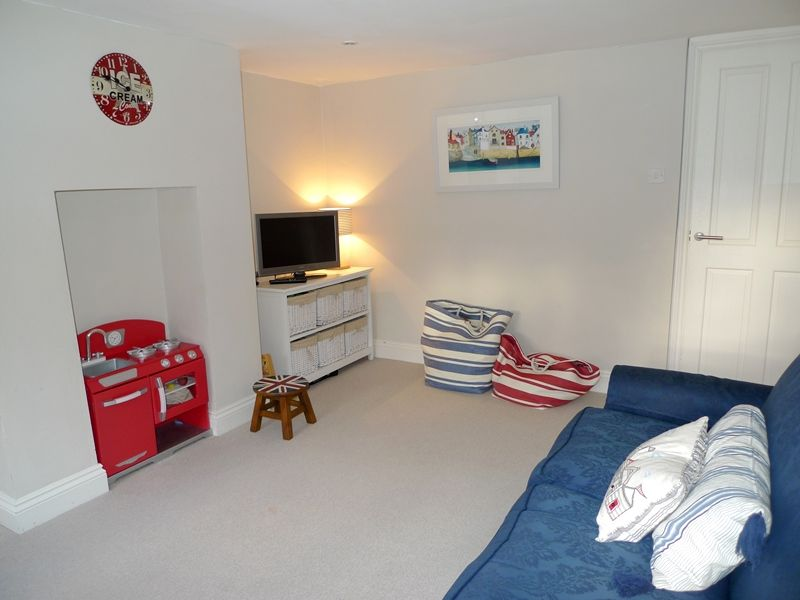 The Old Pharmacy 3 bed option | Playroom