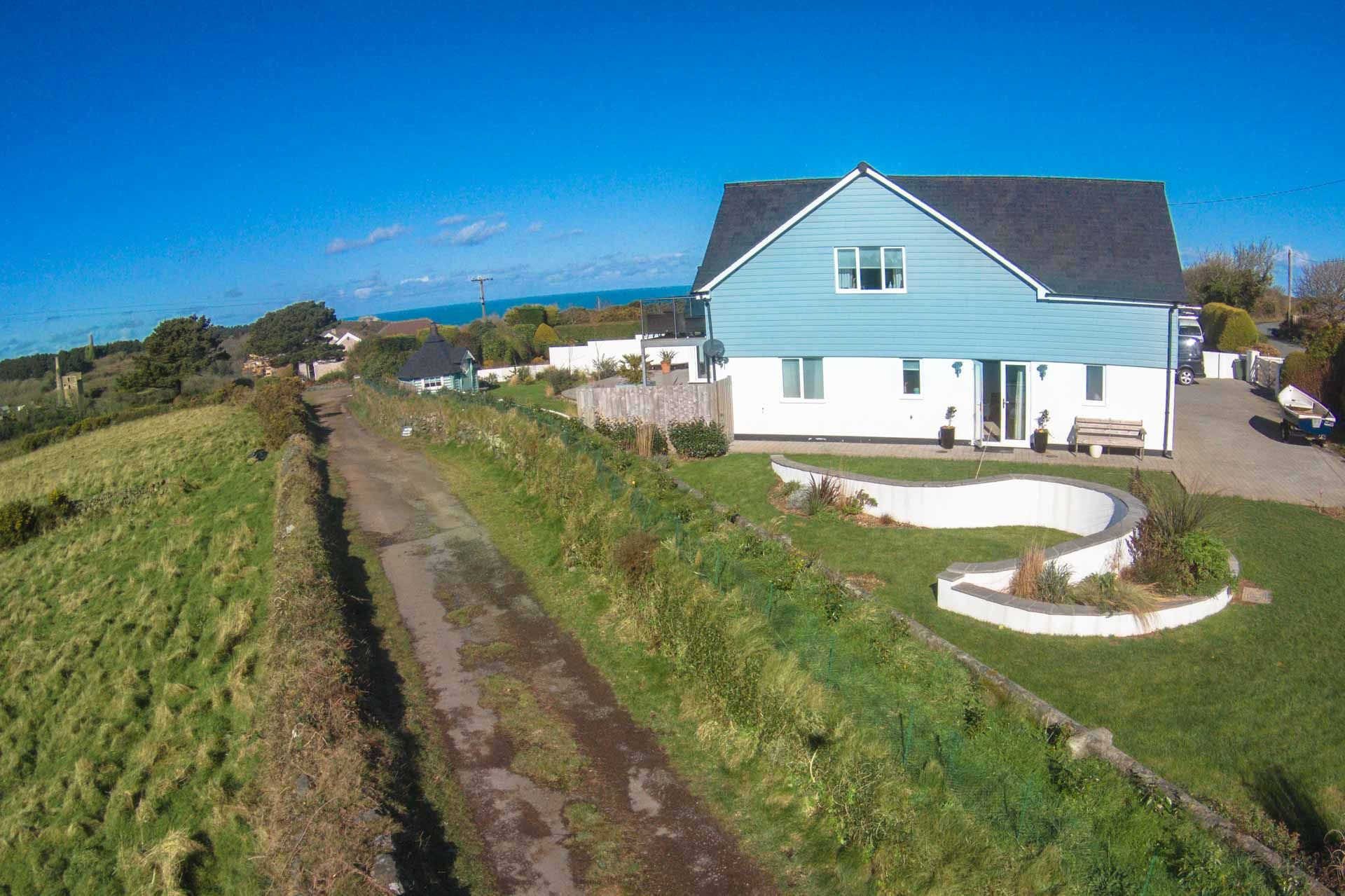 Cornwall Holiday Cottages St Agnes Windy Ridge