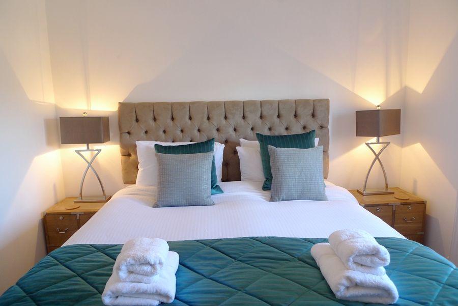Willow Lodge 4 bedrooms | Bedroom 1