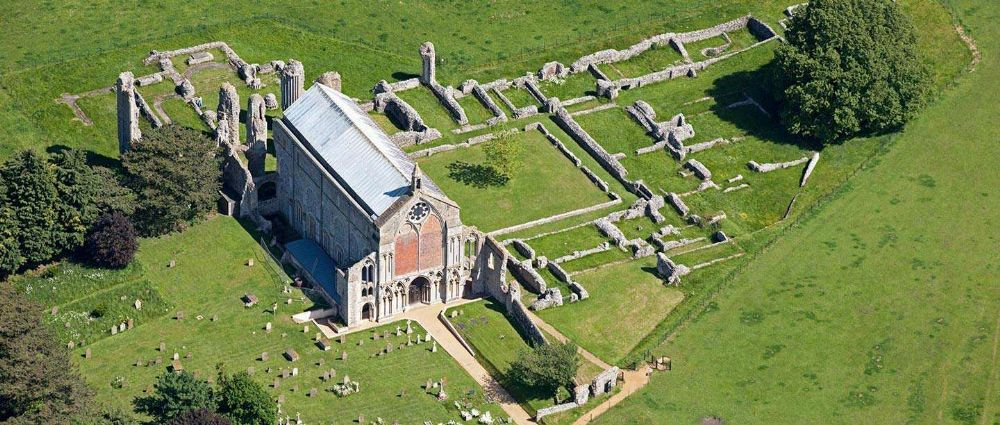 The Chapel | Binham Priory