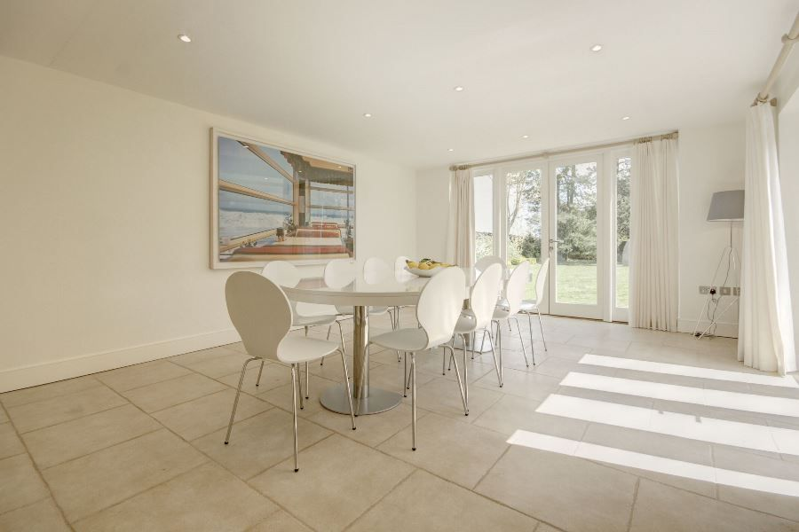 Orchard House | Kitchen table