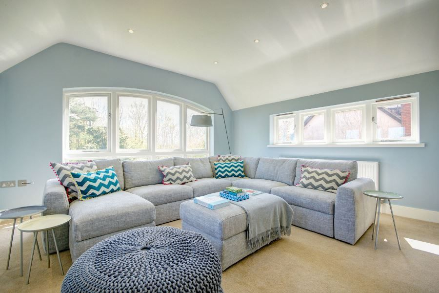 Orchard House | First floor sitting room