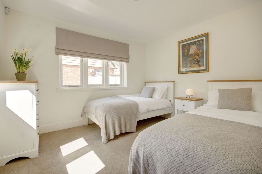 Orchard House 3 bedrooms | Downstairs bedroom