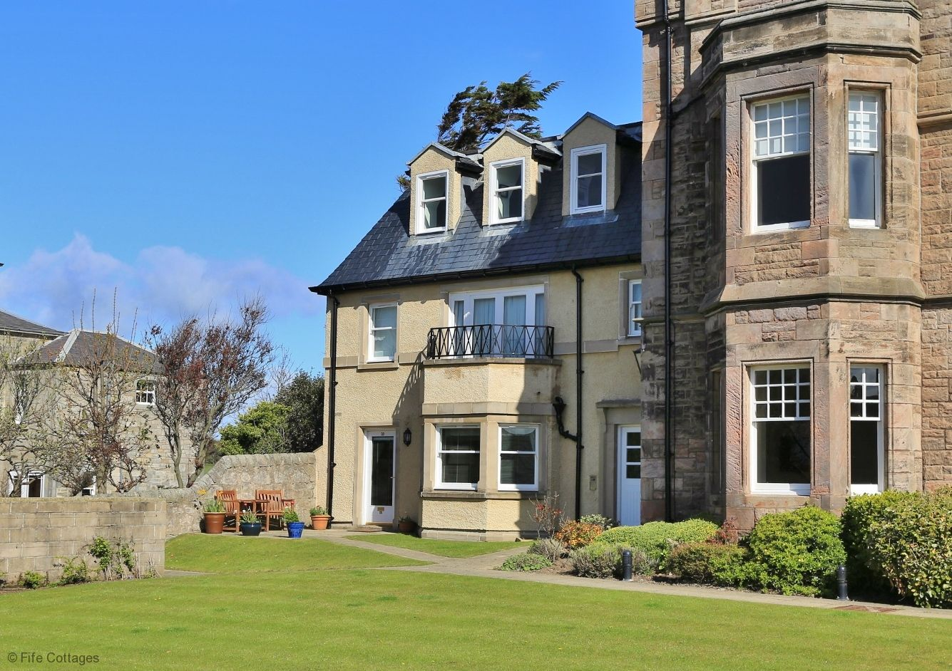 property overview fife cottages prices are in gbp