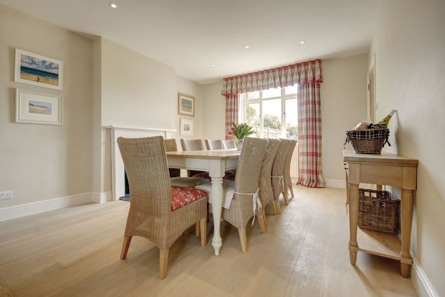 Greystones | Dining room