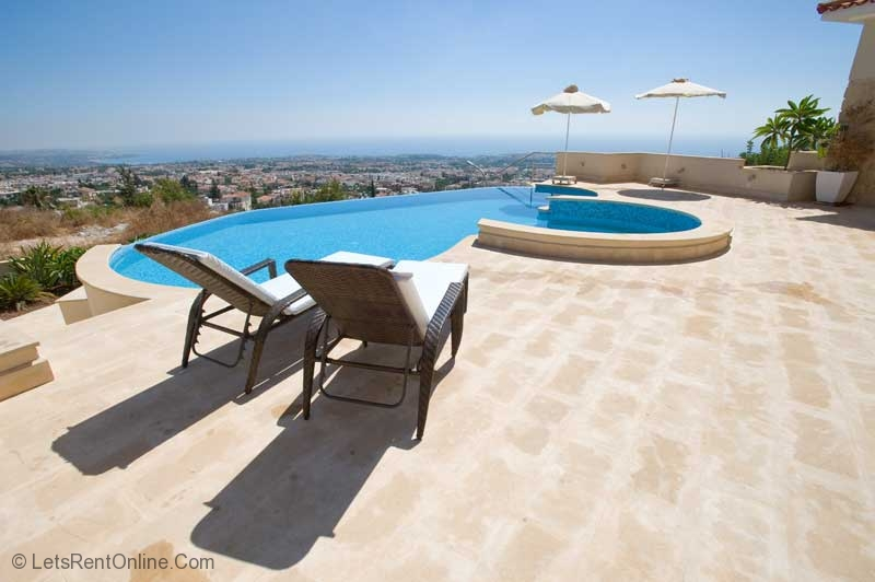 Peyia 'The Halcyon Suite', Beau View Infinity Pool