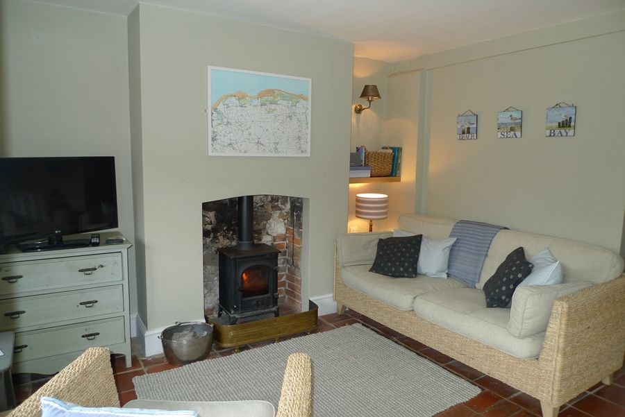 Pear Tree Cottage | Sitting room
