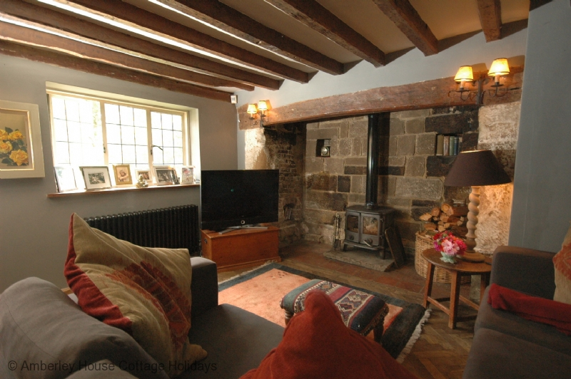 Large Image - The snug TV room