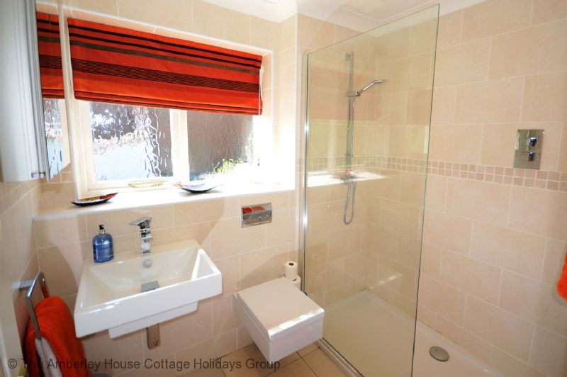 Large Image - Family Bathroom with walk in shower