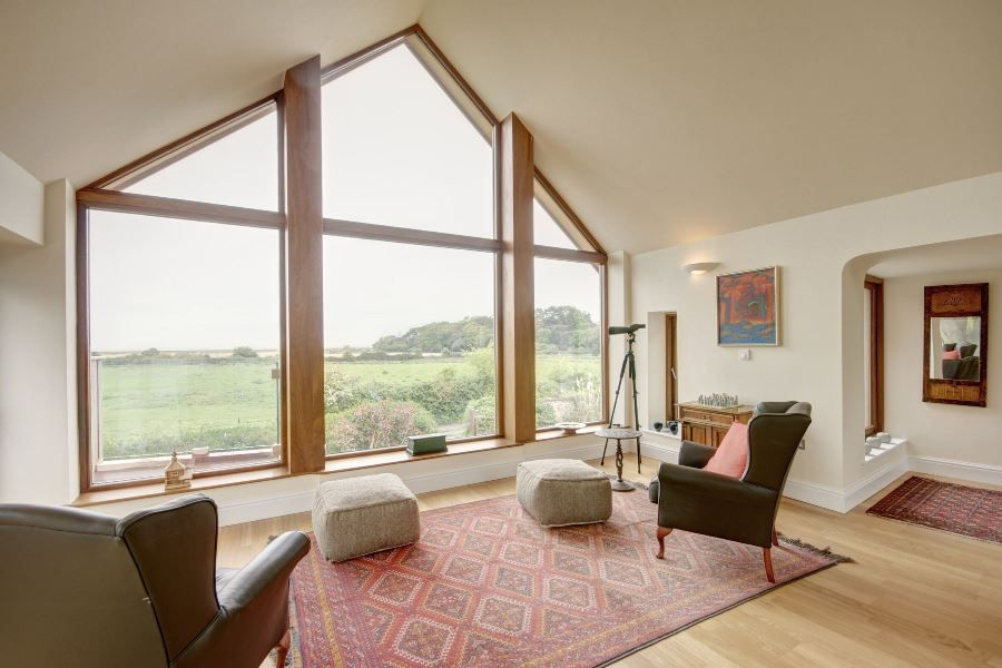 Salt Marsh | Sitting room views