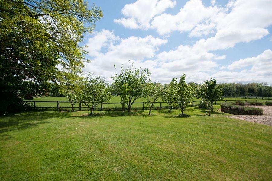 Flitcham Hall | Garden