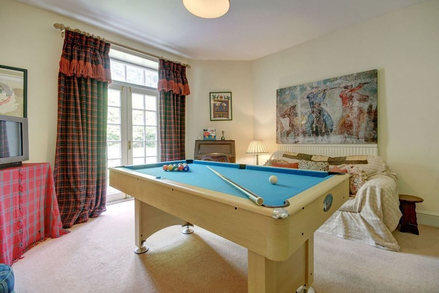 Flitcham Hall | Games room