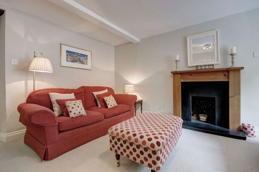 The Old Pharmacy 3 bed option | Drawing room