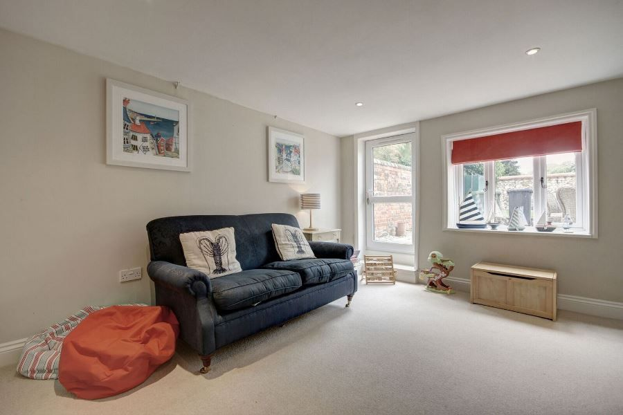 The Old Pharmacy 3 bed option | Play room