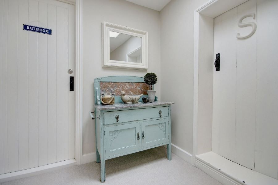 The Old Pharmacy 3 bed option | Upstairs landing